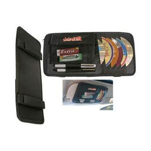 Multi Purpose CD/ DVD Visor Caddy